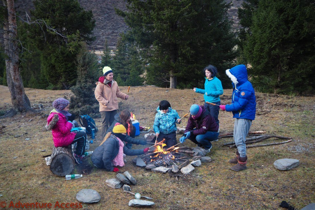 Wilderness-Weekend-Girl-Scouts-5-1024×683 Campfire Dinner