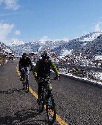 Songpan Mountain Biking – Cycling Muni Valley