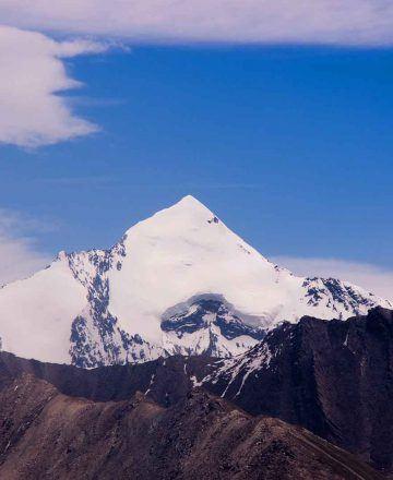 Xuebaoding Trekking – Songpan