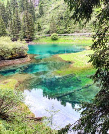 Muni Valley Day Hiking — Songpan