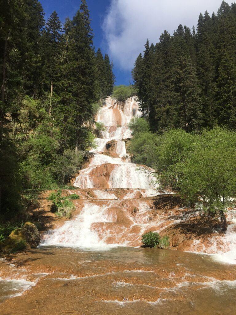 zhaga waterfall